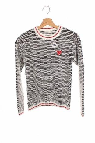Детски пуловер Orchestra, Размер 12-13y/ 158-164 см, Цвят Бял, 81% акрил, 11% полиамид, 8% полиестер, Цена 28,60лв.