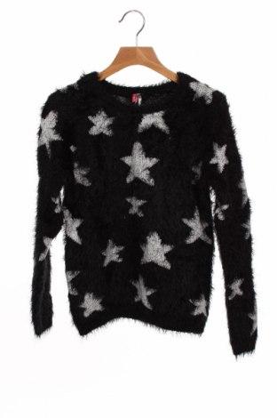 Детски пуловер Orchestra, Размер 9-10y/ 140-146 см, Цвят Черен, 78% полиамид, 22% акрил, Цена 16,20лв.