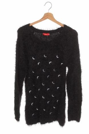 Pulover pentru copii Tissaia, Mărime 14-15y/ 168-170 cm, Culoare Negru, Preț 81,90 Lei