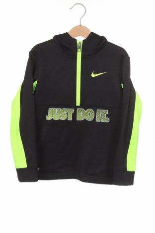 Dětská mikina  Nike, Velikost 4-5y/ 110-116 cm, Barva Černá, Polyester, Cena  450,00Kč