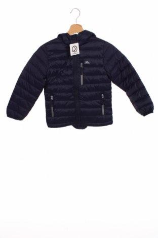 Dětská bunda  Trespass, Velikost 4-5y/ 110-116 cm, Barva Modrá, Polyamide, peří, Cena  1043,00Kč