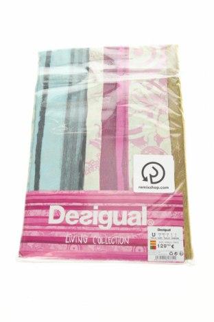 Σετ κρεβατιού Desigual, Χρώμα Πολύχρωμο, Βαμβάκι, Τιμή 64,59€