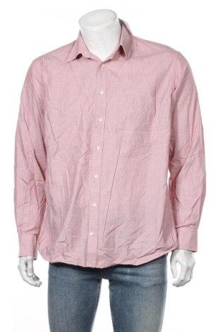 Мъжка риза A.W.Dunmore, Размер L, Цвят Розов, Цена 18,90лв.
