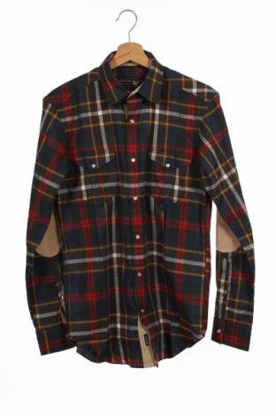 Мъжка риза Arrow, Размер S, Цвят Многоцветен, Памук, Цена 35,10лв.