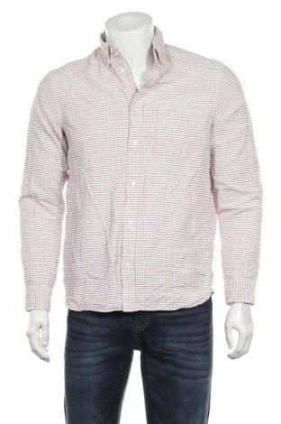 Męska koszula H&M L.O.G.G., Rozmiar S, Kolor Kolorowy, Bawełna, Cena 57,60zł