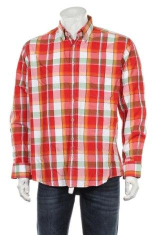 Мъжка риза Montego, Размер L, Цвят Многоцветен, Памук, Цена 19,95лв.