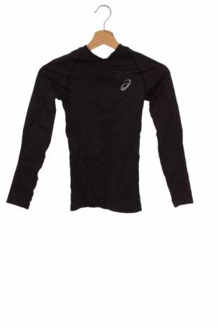Мъжка спортна блуза ASICS, Размер S, Цвят Сив, 51% полиамид, 26% полиестер, 23% еластан, Цена 23,52лв.