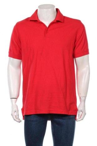 Мъжка тениска 5.11 Tactical, Размер M, Цвят Червен, 60% памук, 40% полиестер, Цена 20,40лв.