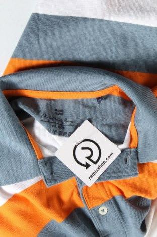 Мъжка тениска Christian Berg, Размер S, Цвят Многоцветен, 94% памук, 6% еластан, Цена 16,82лв.