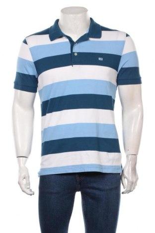 Мъжка тениска Christian Berg, Размер M, Цвят Син, 94% памук, 6% еластан, Цена 16,82лв.