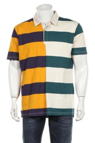 Мъжка тениска S.Oliver, Размер XL, Цвят Многоцветен, Памук, Цена 25,20лв.