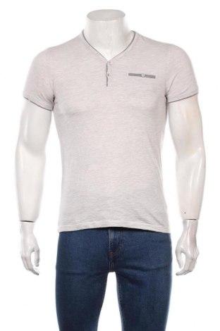 Мъжка тениска S.Oliver, Размер S, Цвят Сив, Памук, Цена 20,88лв.
