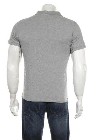 Мъжка тениска S.Oliver, Размер M, Цвят Сив, 50% памук, 50% модал, Цена 31,20лв.