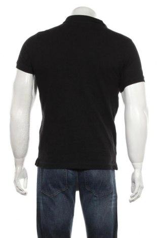 Мъжка тениска S.Oliver, Размер S, Цвят Черен, Памук, Цена 23,40лв.