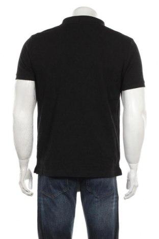 Мъжка тениска S.Oliver, Размер L, Цвят Черен, Памук, Цена 23,40лв.