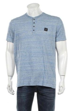 Мъжка тениска Tom Tailor, Размер L, Цвят Сив, Цена 28,50лв.