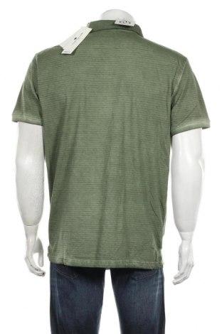 Мъжка тениска Tom Tailor, Размер XL, Цвят Зелен, Памук, Цена 36,75лв.