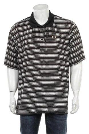 Męski T-shirt Under Armour, Rozmiar XXL, Kolor Kolorowy, 93% poliester, 7% elastyna, Cena 67,20zł