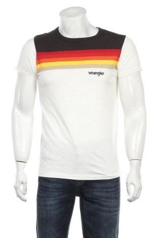 Pánské tričko  Wrangler, Velikost S, Barva Vícebarevné, Bavlna, Cena  670,00Kč