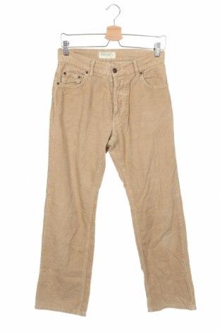 Мъжки джинси United Colors Of Benetton, Размер XS, Цвят Бежов, Памук, Цена 25,20лв.