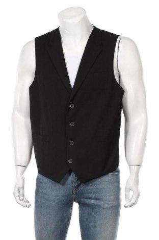 Мъжки елек Bruno Banani, Размер XL, Цвят Черен, 70% полиестер, 30% вискоза, Цена 18,90лв.