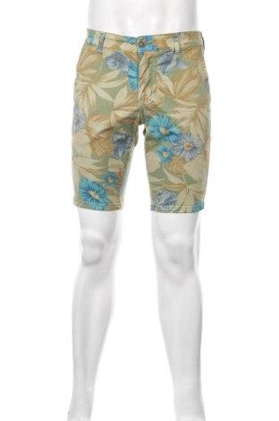 Мъжки къс панталон Loft 1, Размер M, Цвят Многоцветен, 98% памук, 2% еластан, Цена 20,15лв.