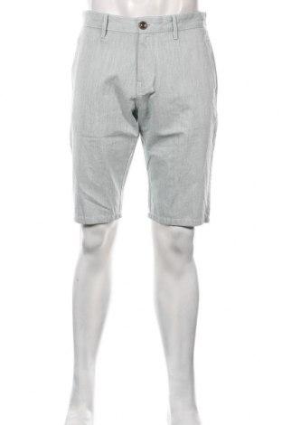 Мъжки къс панталон Tom Tailor, Размер M, Цвят Сив, Памук, Цена 35,96лв.