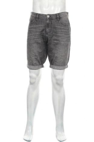 Мъжки къс панталон Tom Tailor, Размер M, Цвят Сив, Цена 24,78лв.