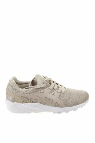 Мъжки обувки ASICS, Размер 39, Цвят Бежов, Текстил, полиуретан, Цена 83,85лв.