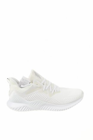 Ανδρικά παπούτσια Adidas, Μέγεθος 49, Χρώμα Λευκό, Κλωστοϋφαντουργικά προϊόντα, Τιμή 64,59€