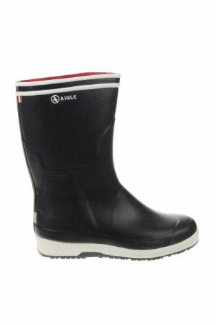 Мъжки обувки Aigle, Размер 44, Цвят Син, Полиуретан, Цена 120,45лв.