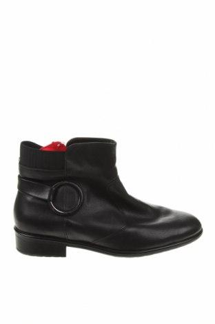 Мъжки обувки Ara, Размер 42, Цвят Черен, Естествена кожа, текстил, Цена 89,57лв.