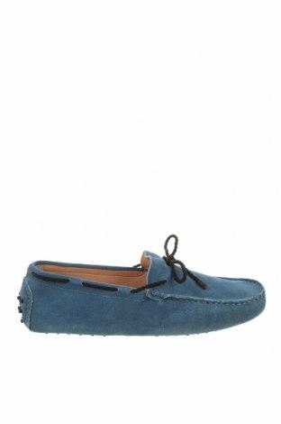 Ανδρικά παπούτσια Charles & Smith, Μέγεθος 46, Χρώμα Μπλέ, Φυσικό σουέτ, Τιμή 42,94€