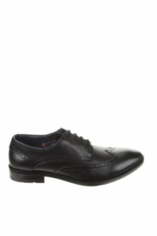Ανδρικά παπούτσια Goodwin Smith, Μέγεθος 42, Χρώμα Μαύρο, Γνήσιο δέρμα, Τιμή 82,63€