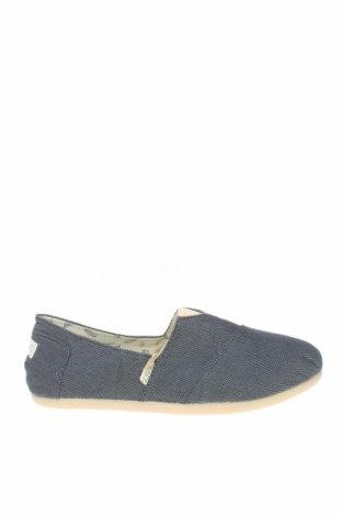 Ανδρικά παπούτσια Paez, Μέγεθος 41, Χρώμα Μαύρο, Κλωστοϋφαντουργικά προϊόντα, Τιμή 24,90€