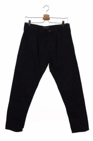 Мъжки панталон Alcott, Размер M, Цвят Син, Памук, Цена 36,60лв.