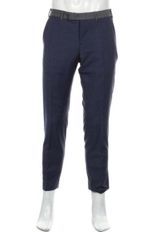 Мъжки панталон Armani, Размер M, Цвят Син, Цена 86,10лв.