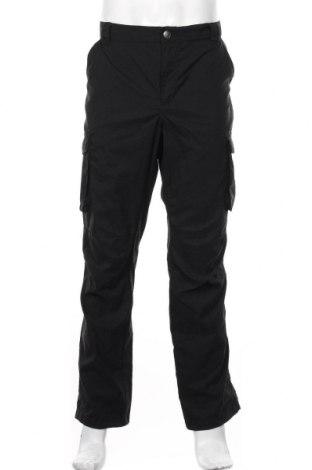 Мъжки спортен панталон Crivit, Размер L, Цвят Черен, 94% полиамид, 6% еластан, Цена 23,10лв.