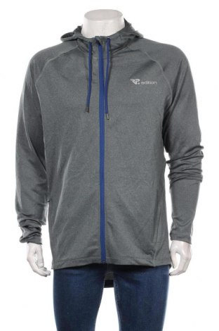 Męska bluza Rp., Rozmiar XL, Kolor Szary, 94% poliester, 6% elastyna, Cena 128,00zł