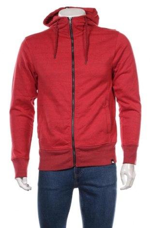 Мъжки суичър Sneaker Freak, Размер M, Цвят Червен, 80% памук, 20% полиестер, Цена 51,75лв.