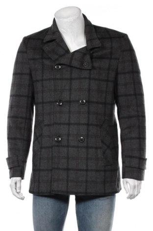 Мъжко палто Baltman, Размер M, Цвят Сив, Цена 46,73лв.