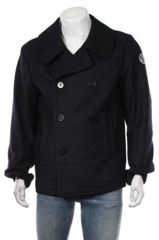 Palton de bărbați North Sails, Mărime XL, Culoare Albastru, 80% lână, 20% poliamidă, Preț 521,94 Lei