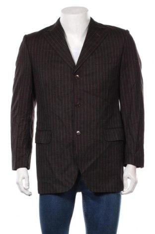 Мъжко сако, Размер L, Цвят Сив, Вълна, Цена 32,13лв.