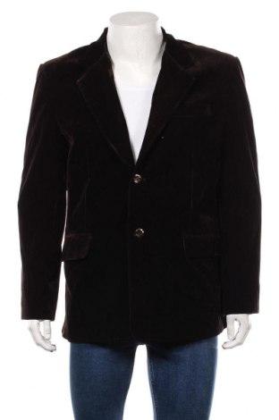 Мъжко сако, Размер XL, Цвят Кафяв, Цена 22,05лв.