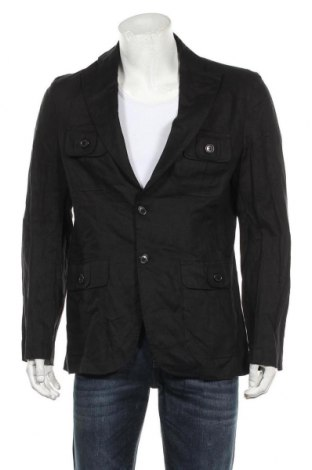 Мъжко сако, Размер L, Цвят Черен, Цена 6,30лв.