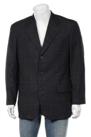 Мъжко сако, Размер M, Цвят Син, Цена 23,21лв.