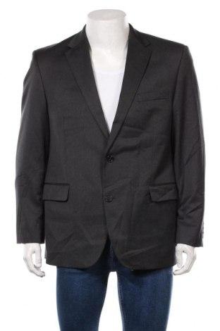 Мъжко сако Canda, Размер L, Цвят Сив, 60% вълна, 40% полиестер, Цена 25,20лв.