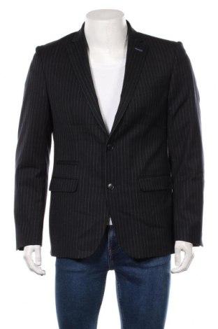 Мъжко сако Cg, Размер L, Цвят Черен, Цена 31,19лв.