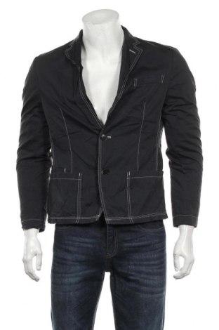 Мъжко сако Hugo Boss, Размер S, Цвят Черен, 70% памук, 30% полиамид, Цена 95,76лв.