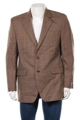 Мъжко сако Ralph Lauren, Размер M, Цвят Кафяв, Вълна, Цена 43,89лв.